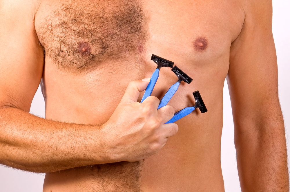 Body hair grooming 1000