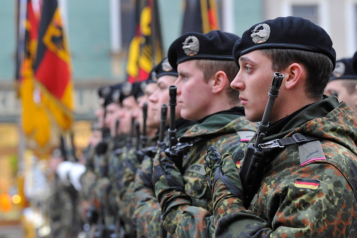German army 1